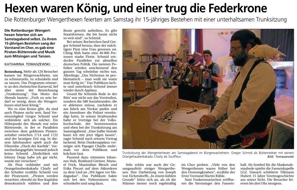 Rottenburg Post