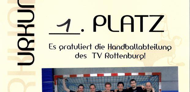Stadtmeisterschaft Handball