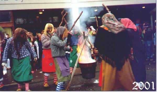 Wengert Hexen 2001